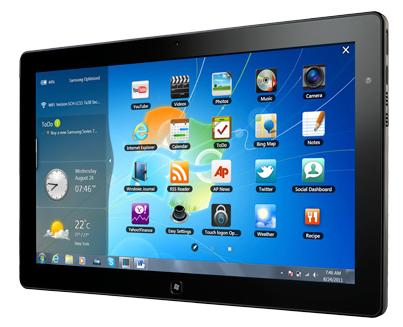 Installing Windows 8 on a Samsung Series 7 Slate | Dign eu